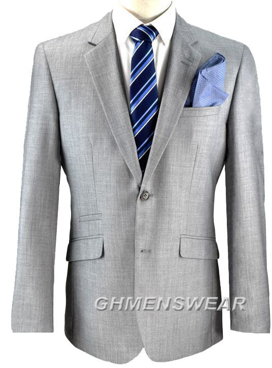 Cavani Reegan Suit Grey 50 52 54 56 58 60 62 64 inch chest